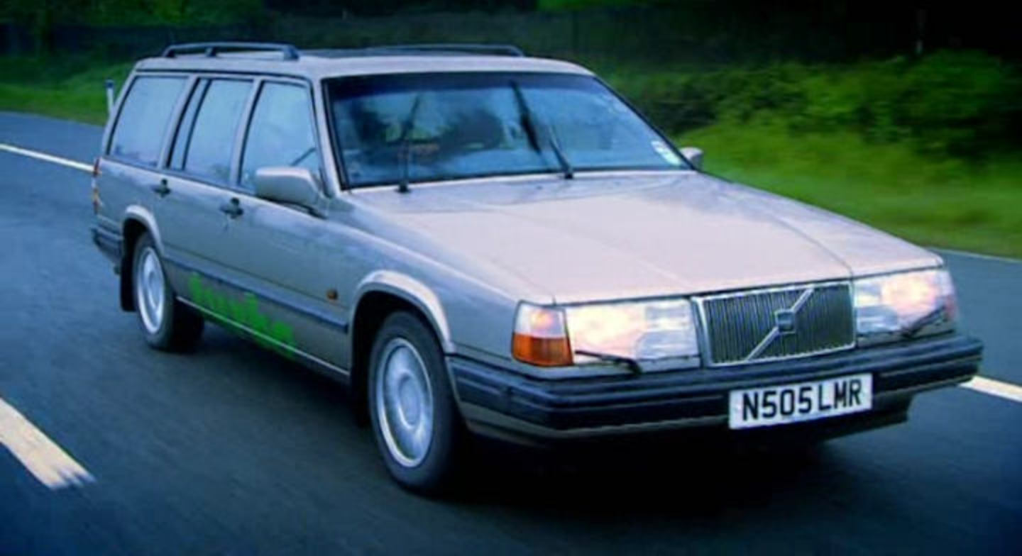 Is Volvo's Classic 940 the Best Car for Teens? Top Gear Finds Out