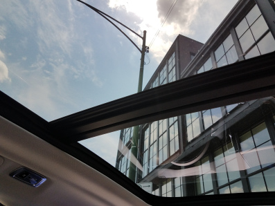 Volvo XC60 - Panoramic Sunroof