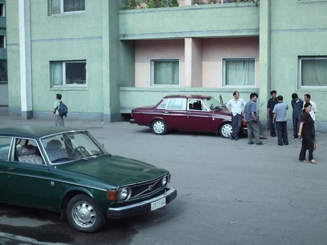 Secret History: North Korea and Hundreds of Stolen Volvos