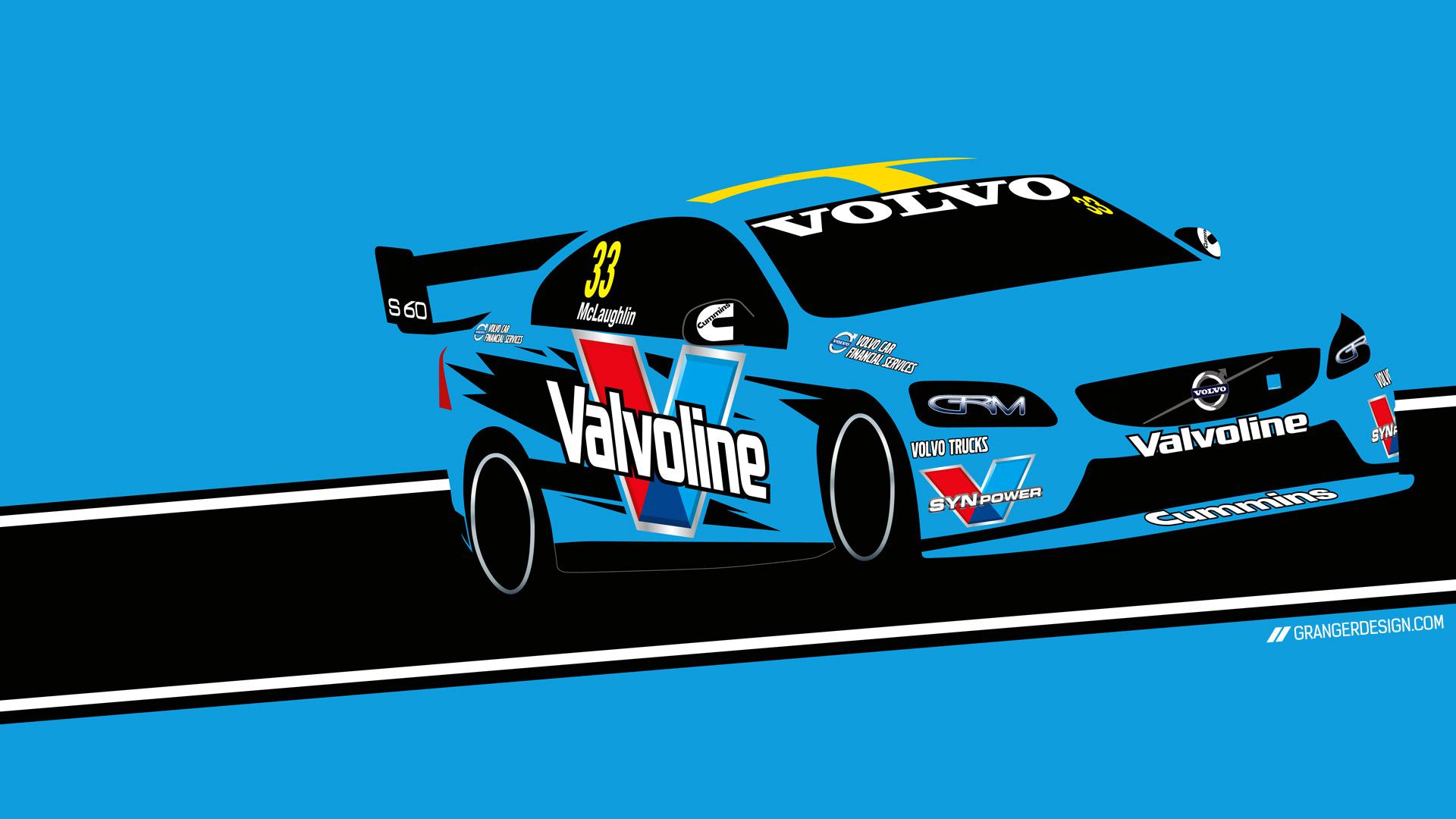 Volvo V8 Supercars Wallpaper Volvo Jo Swedish Car Fansite