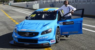 Volvo Cyan Racing WTCC 2017