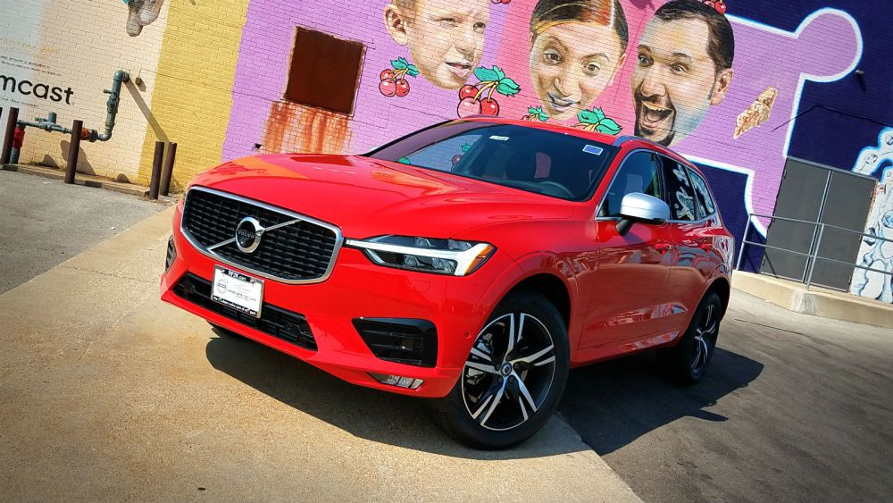 Driven 2018 Volvo Xc60 T6 R Design Volvo Jo Swedish Car Fansite