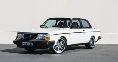 1984 Volvo R Design S60R Engine