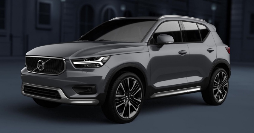 Volvo XC40 Genuine Accessories