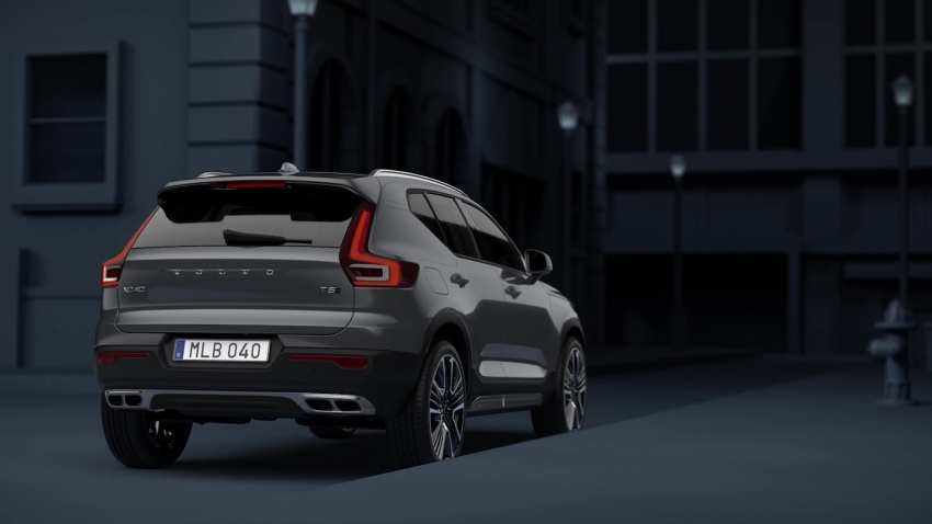 Volvo XC40 Styling Kit