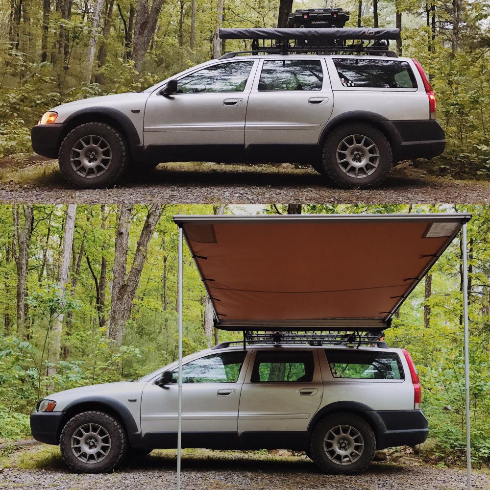 Volvo XC70 Adventure Wagon: an Overland Primer