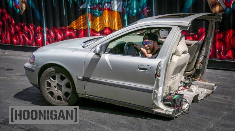 Volvo Caster Kart / Drift Kart