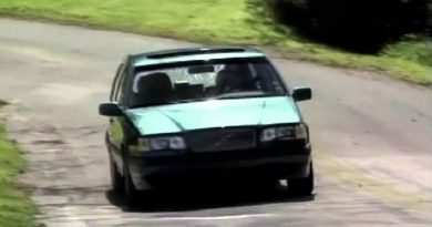 1994 Volvo 850 GLT Turbo Wagon - Review Video