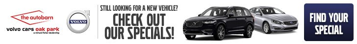 Autobarn Volvo Oak Park New Car Specials