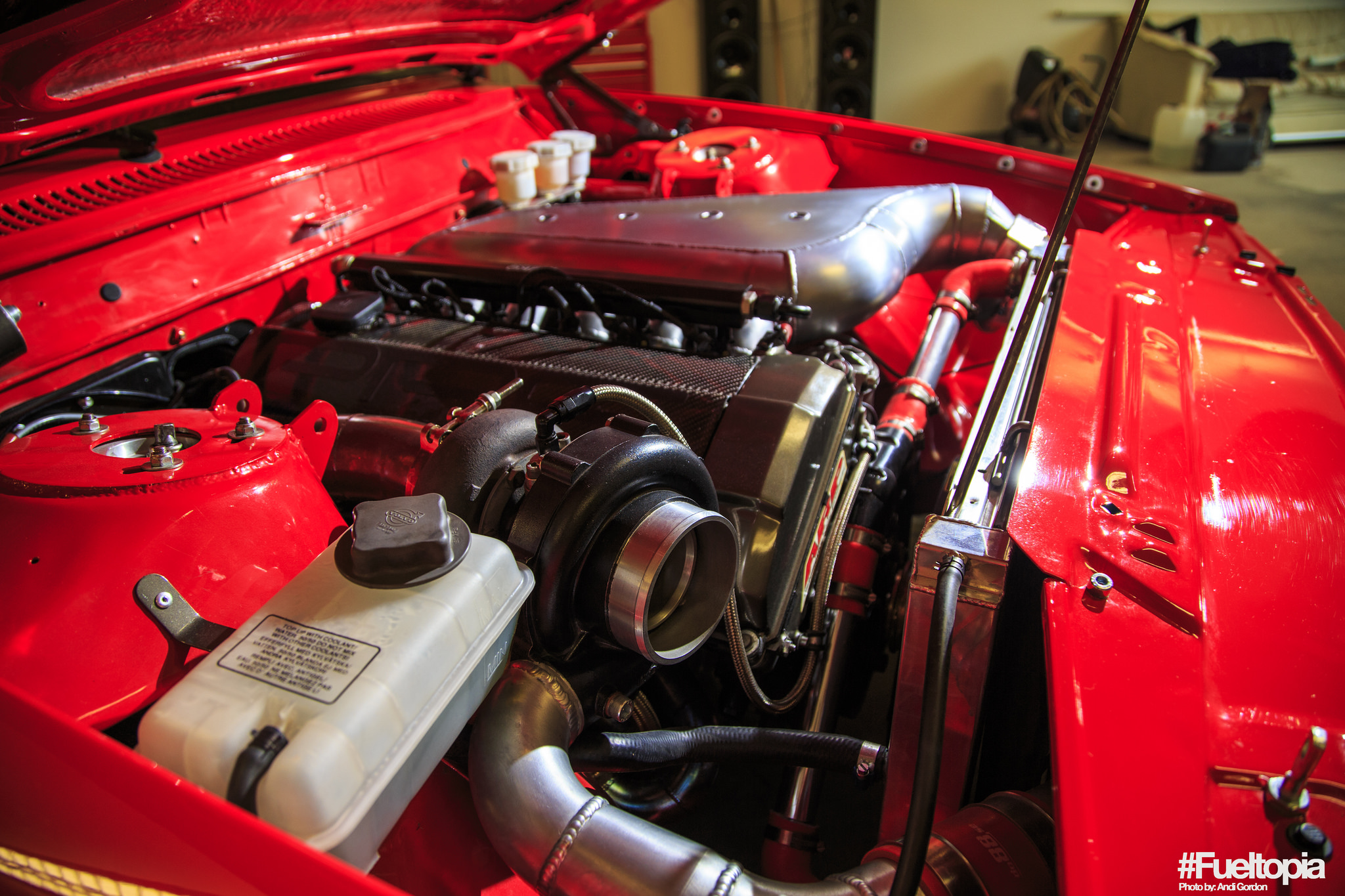 Feast Your Eyes -- Epic 1975 Volvo 242 Drift Build by ...