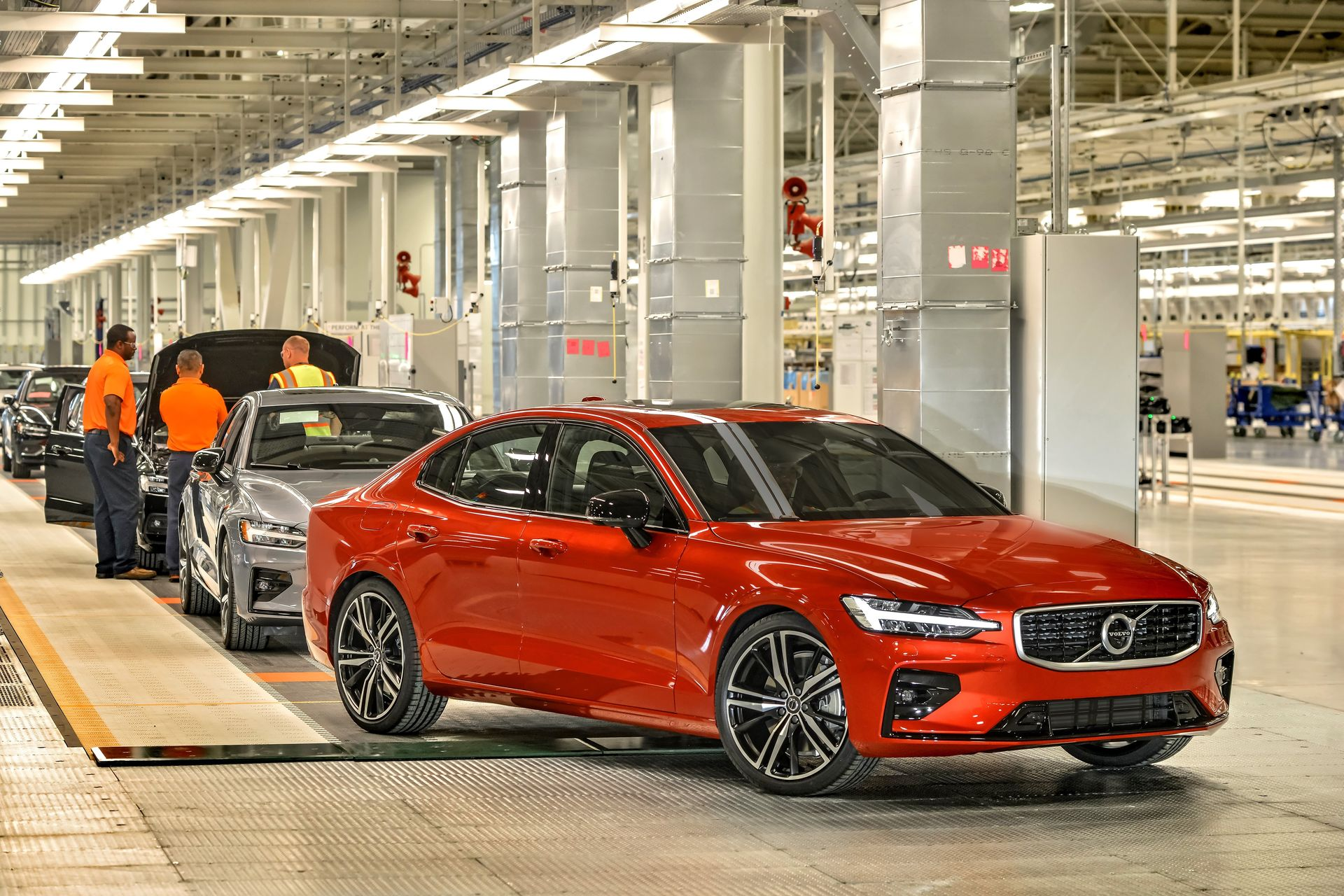 new s60 is the first volvo that's made in the usa | volvo jo